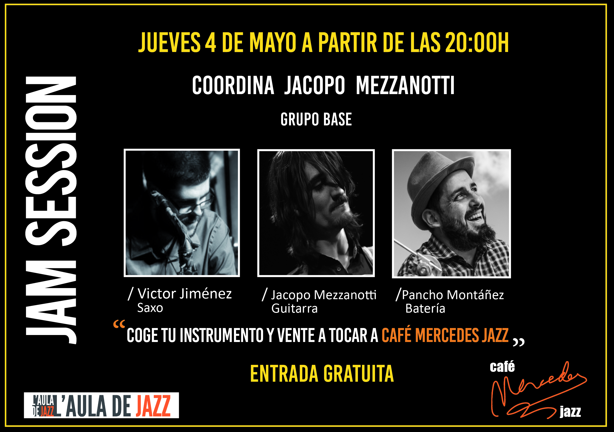 JAM SESSION CON L´AULA DE JAZZ