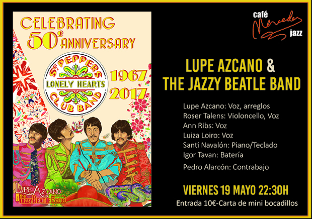 LUPE AZCANO & THE JAZZY BEATLE BAND