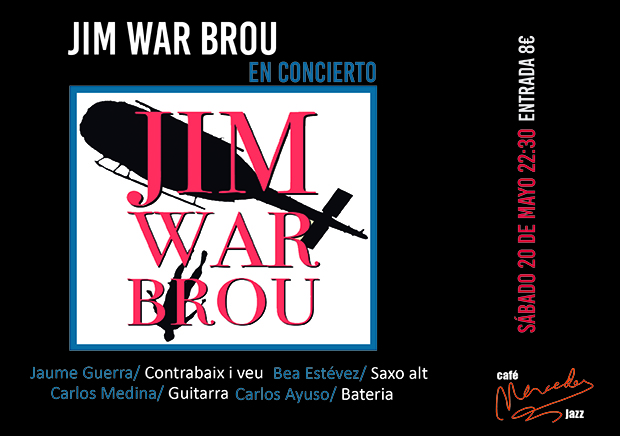 JIM WAR BROU