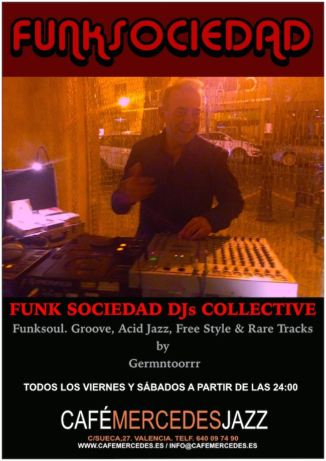 FROM SWING TO FUNK DJS